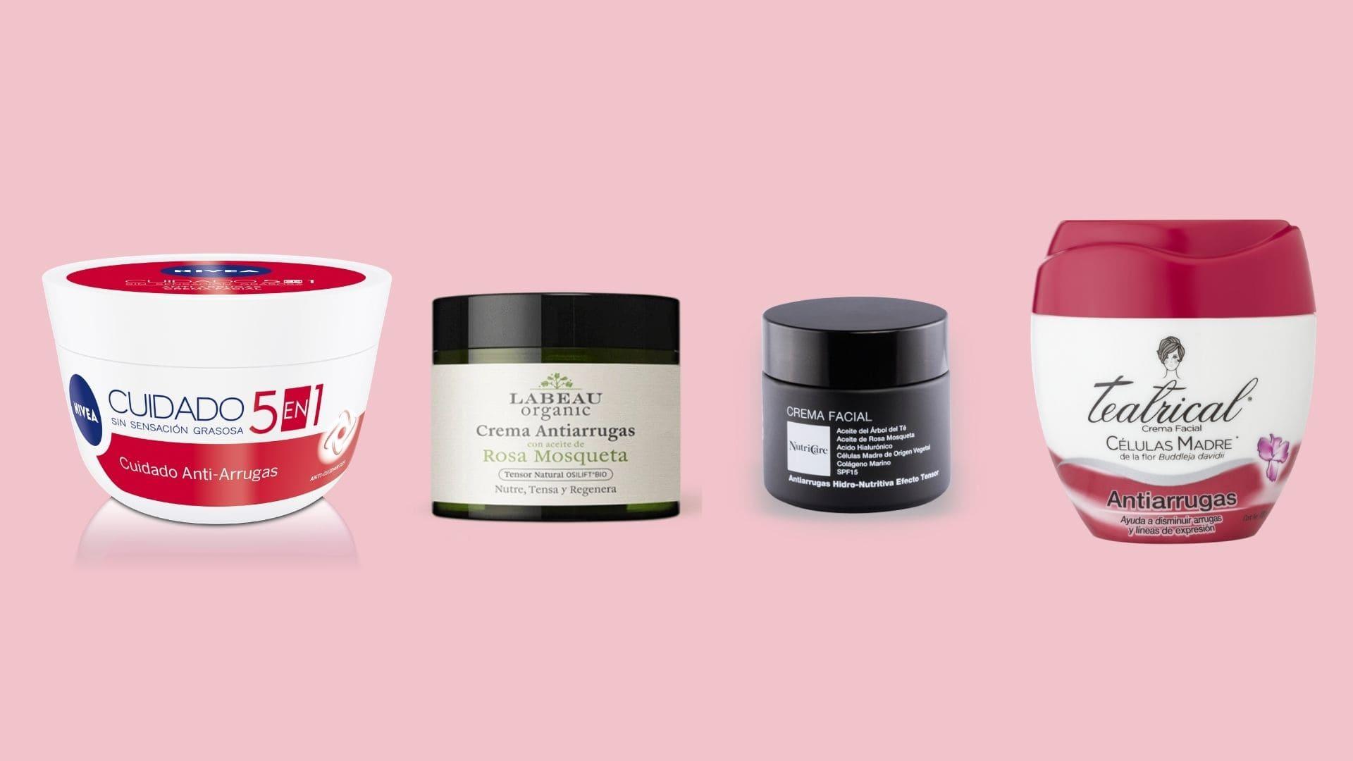 Crema Antiarrugas Cuál Es La Mejor 2021 Según Dermatólogos