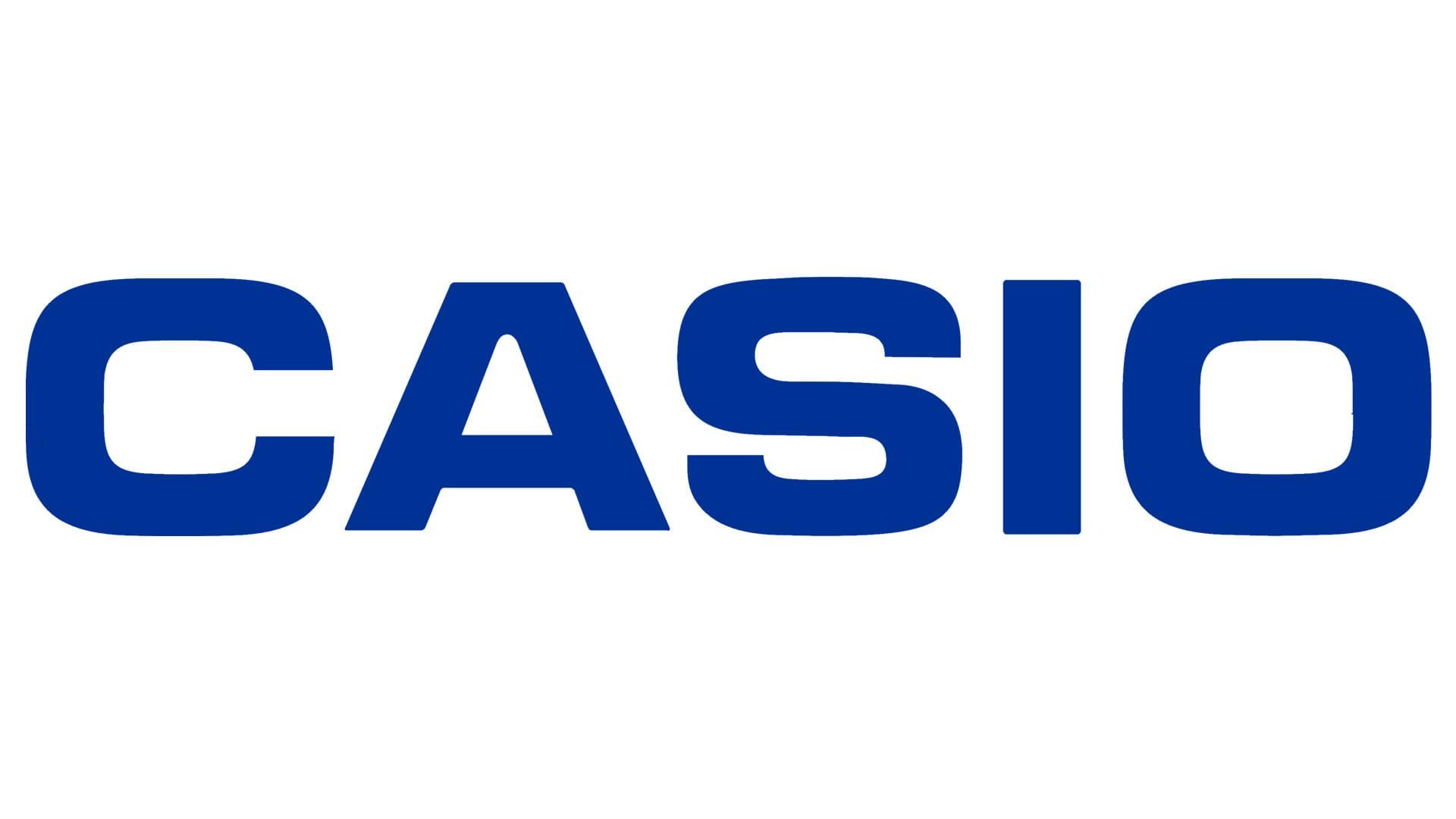 marca-de-relojes-de-lujo-para-mujer-Casio-logo