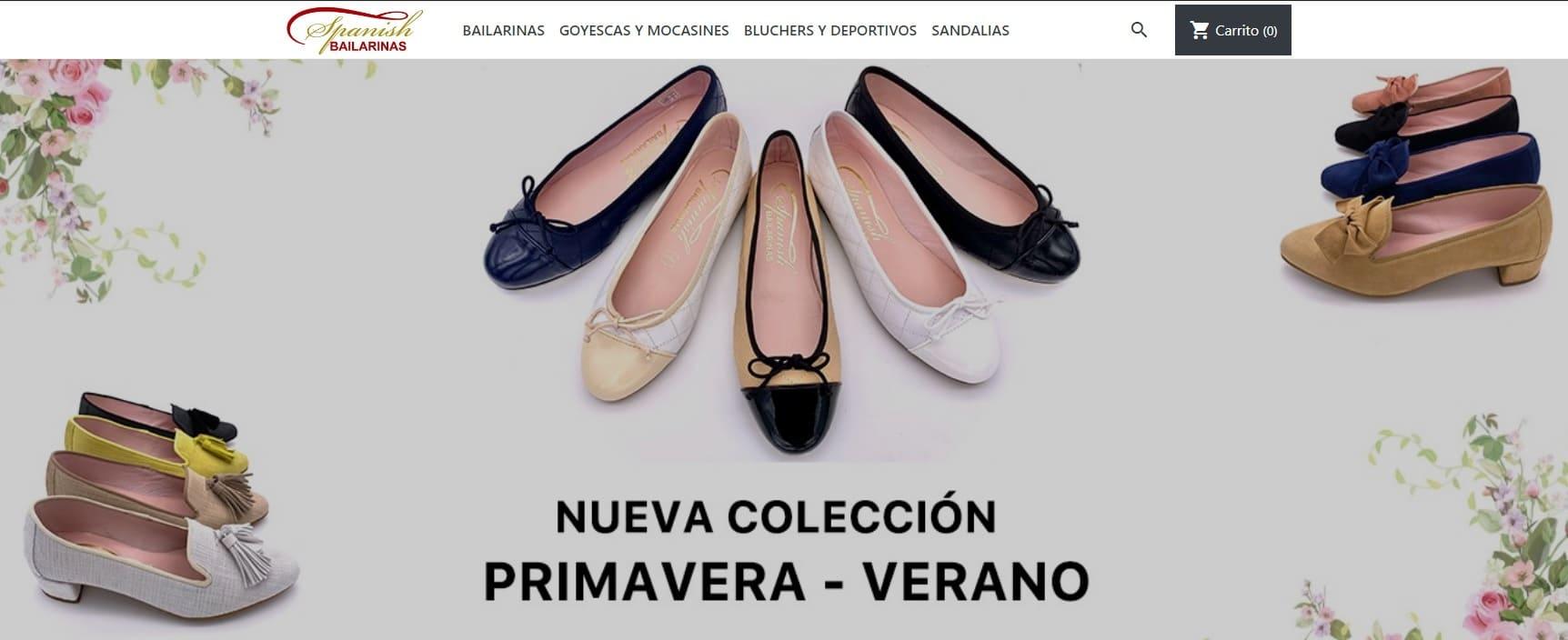 marcas-de-bailarinas-espanolas-Spanish-Bailarinas-tienda