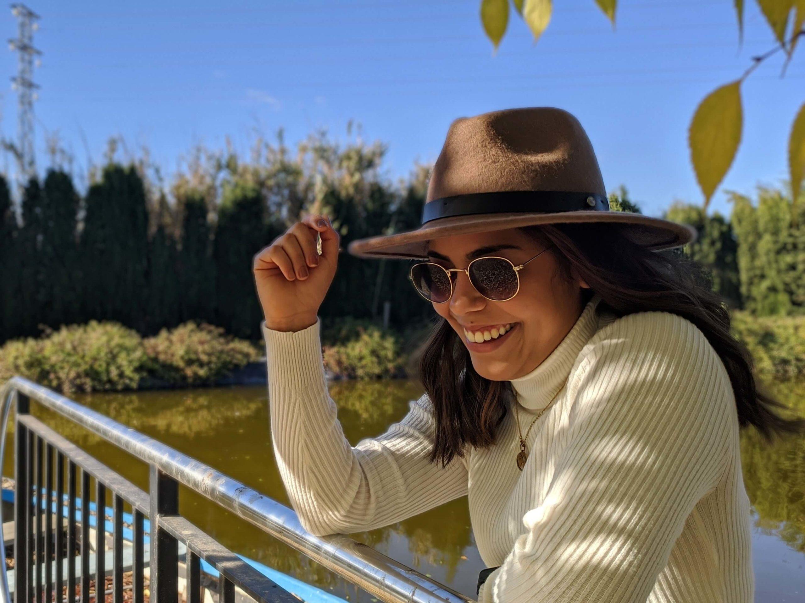 Laura rodriguez redactora