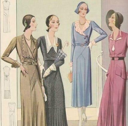 Moda-1930